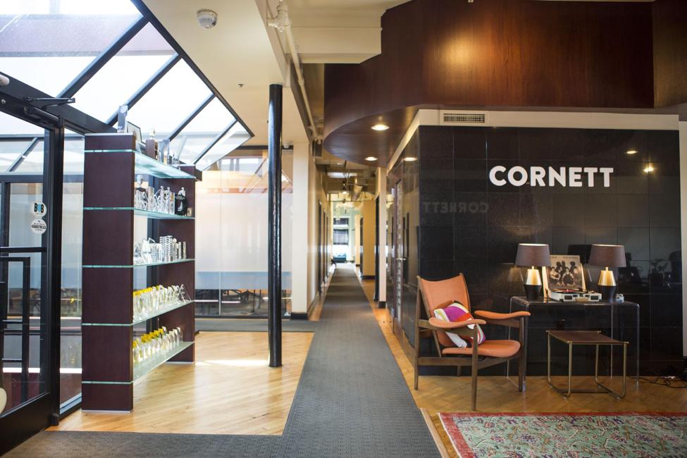 Worldwide Partners Inc Welcome New Partner Cornett